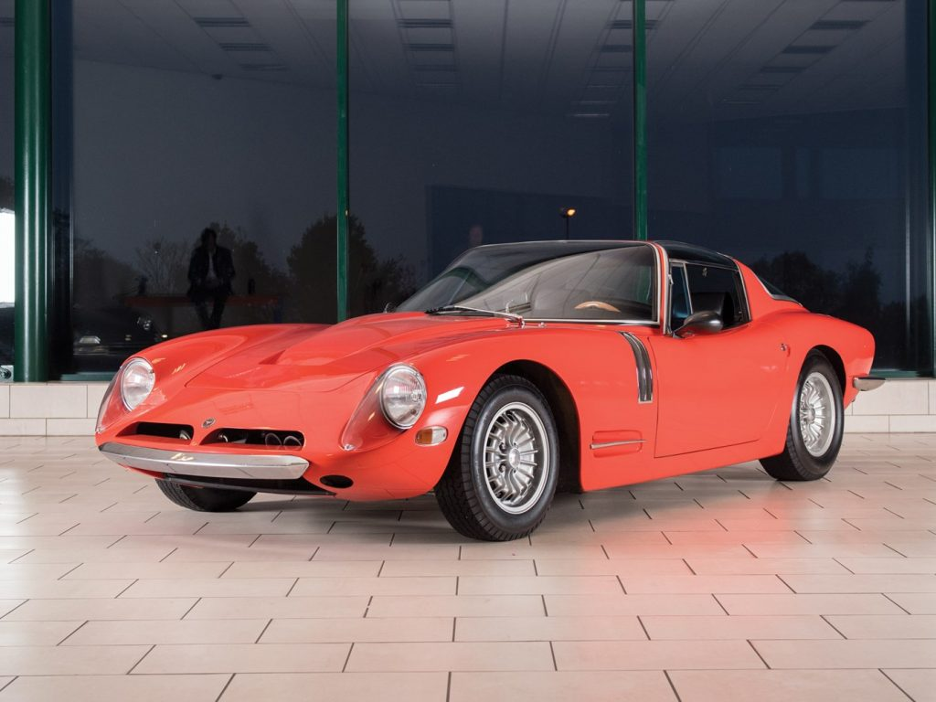 Bizzarrini 1900 GT Europa - 1968