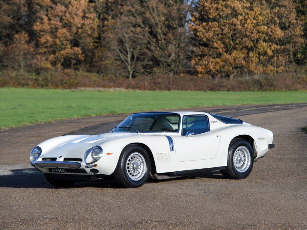 Bizzarrini 5300 GT Strada - 1968