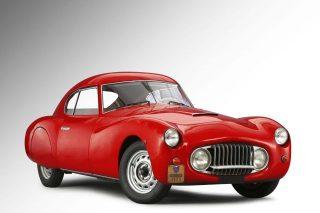 Fiat 1100 S MM berlinetta – 1947