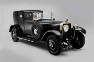 Hispano Suiza H6B Brougham de Ville – 1925