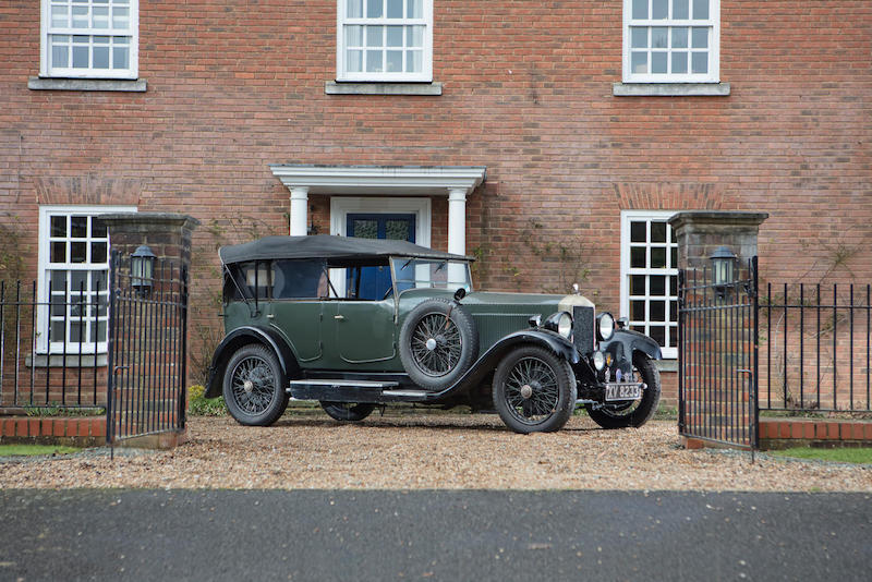 Invicta 4.5 NLC High Chassis Tourer – 1929