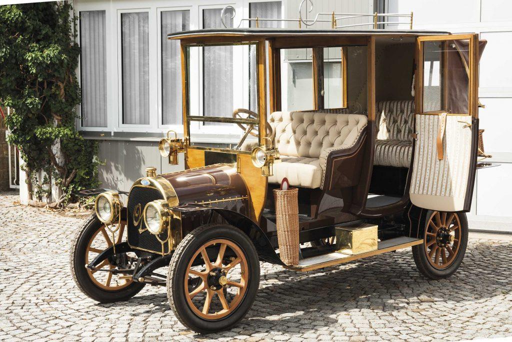 Opel 6/16 Landaulet – 1911