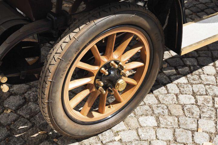 Opel 6/16 Landaulet - 1911