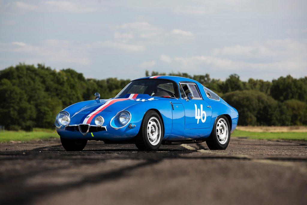 Alfa Romeo Giulia TZ – 1964