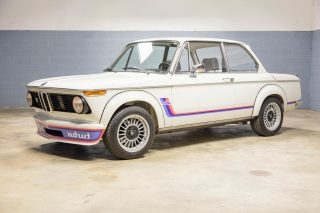 BMW 2002 Turbo – 1973