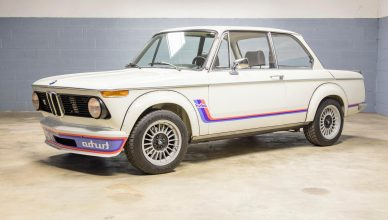 BMW 2002 Turbo - 1973