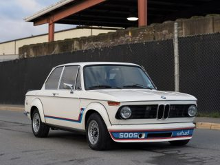 BMW 2002 Turbo – 1974