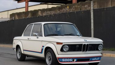BMW 2002 Turbo - 1974