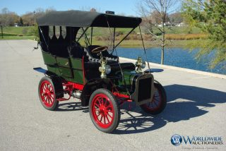 Cadillac Model M Touring – 1907