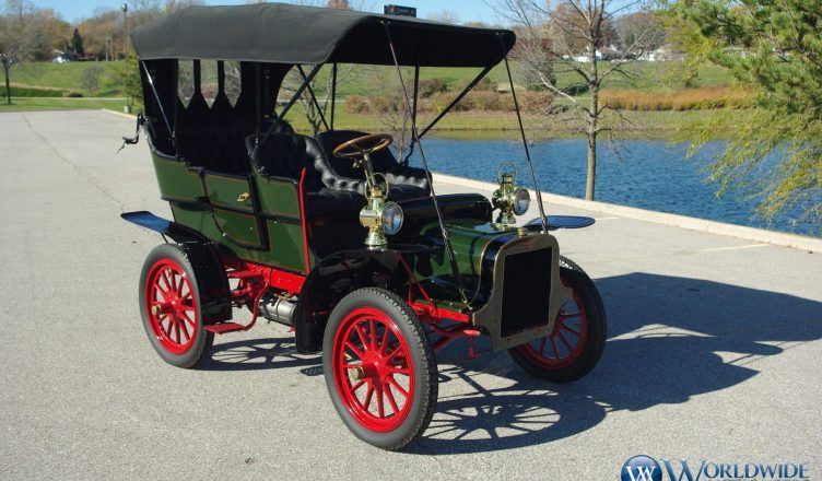 Cadillac Model M Touring - 1907