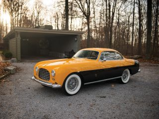 Ferrari 212 Inter Coupe by Ghia – 1952