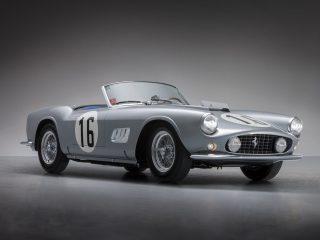 Ferrari 250 GT LWB California Spider Competizione by Scaglietti – 1959
