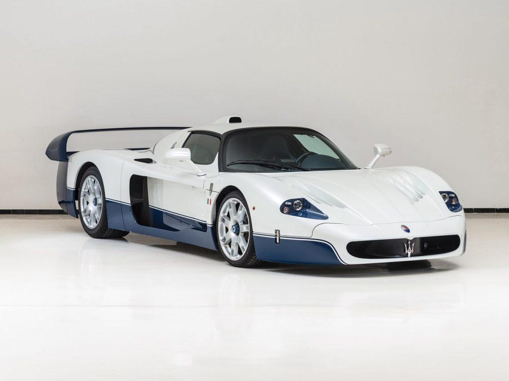 Maserati MC12 – 2005