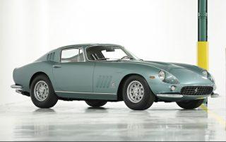 Ferrari 275 GTB Speciale – 1965