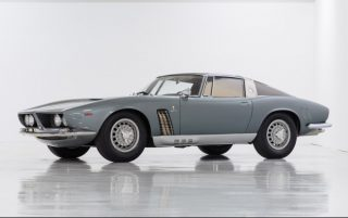 Iso Grifo A3/L Prototype – 1963