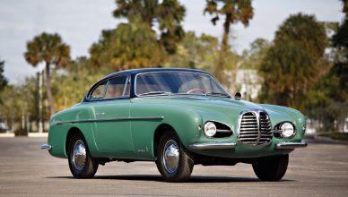 Fiat 1100 Coupé by Alfredo Vignale - 1953