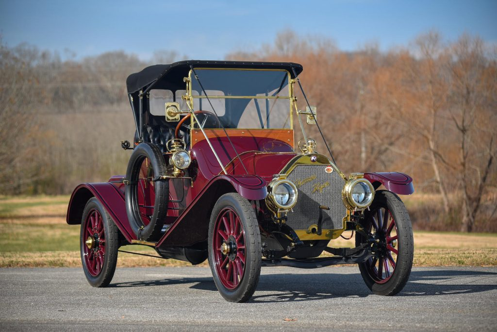 Thomas Flyer Model MC 6-40 Roadster - 1912
