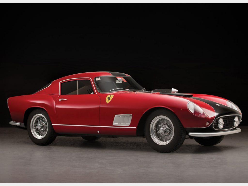Ferrari 250 Gt Berlinetta Competizione Tour De France 1956