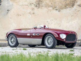 Ferrari 625 TF by Carrozzeria Vignale – 1953