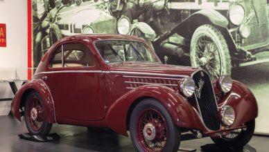 Fiat 508S Berlinetta Mille Miglia - 1935