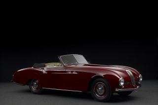 Jaguar XK 120 Beutler Supersport – 1950