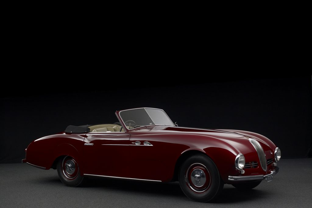 Jaguar XK 120 Beutler Supersport - 1950