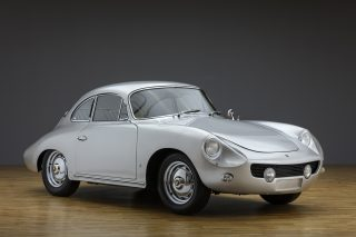 Porsche 356 B-T6 Ghia by Michelotti – 1961