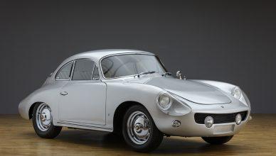 Porsche 356 B-T6 Ghia by Michelotti - 1961