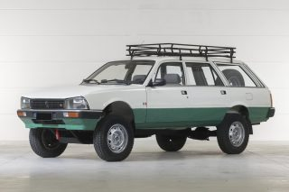Peugeot 505 GL Break 4×4 Dangel – 1985