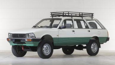 Peugeot 505 GL Break 4x4 Dangel - 1985