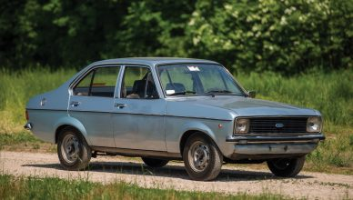 Ford Escort 1100 GL - 1976