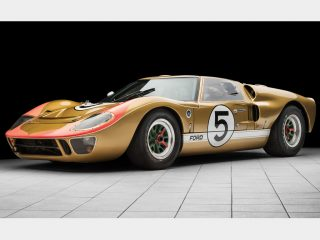 Ford GT40 – 1966