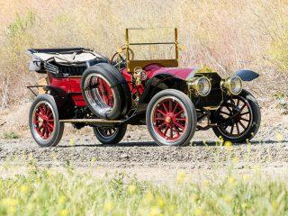Mercedes 28/60HP Phaeton – 1913