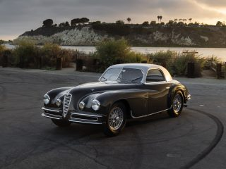 Alfa Romeo 6C 2500 Super Sport Coupe by Touring – 1949