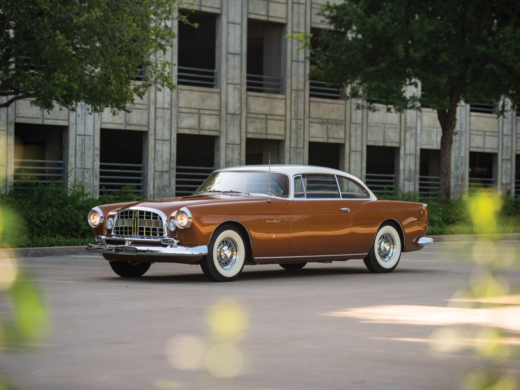 Chrysler ST Special by Ghia - 1955