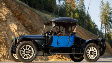Packard 1-25 Twin Six Runabout - 1916