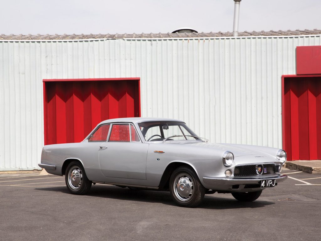 Abarth 2200 Coupé Allemano – 1961