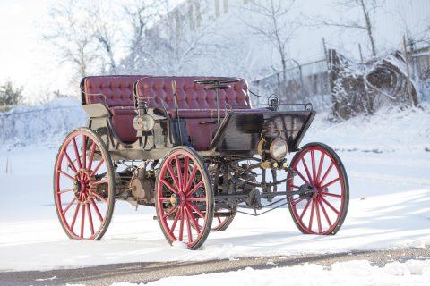 Armstrong phaeton hybrid – 1896