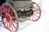 Armstrong phaeton hybrid - 1896
