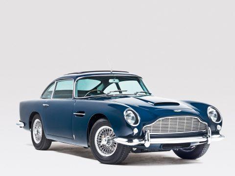 Aston Martin DB5 – 1963