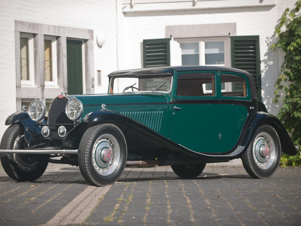 Bugatti T46 Petit Royale Sports Saloon by Freestone & Webb - 1930