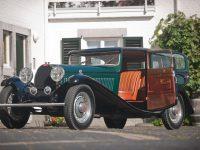 Bugatti T46 Petit Royale Sports Saloon by Freestone & Webb - 1930