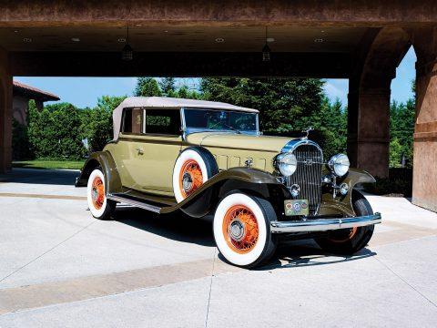 Buick Series 90 Convertible Phaeton – 1932
