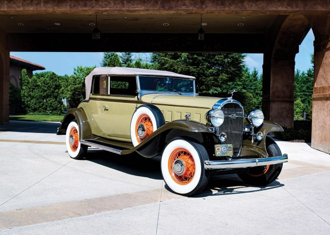 Buick Series 90 Convertible Phaeton - 1932