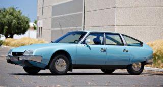 Citroen CX 2200 – 1975