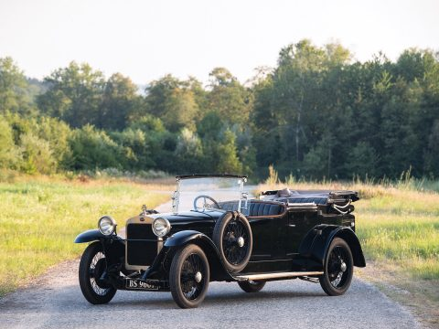 Delage CO Salamanca – 1920