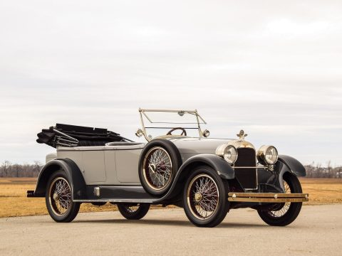 Duesenberg Model A Touring – 1922