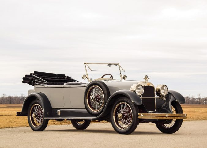 Duesenberg Model A Touring - 1922