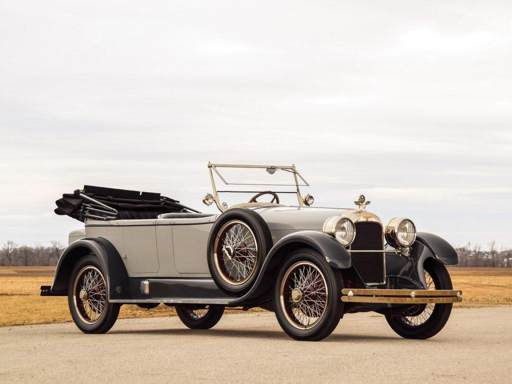 Duesenberg Model A Touring - 1922
