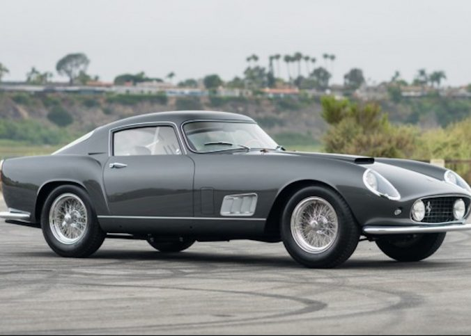 Ferrari 250 GT Berlinetta Tour de France - 1958